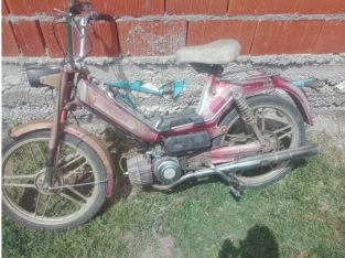 Vand moped