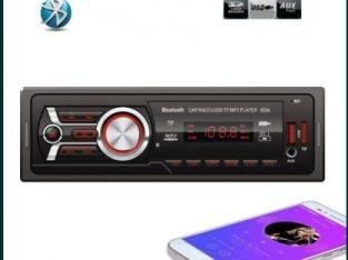 Radio MP3 Player Auto cu Bluetooth, USB si Card Reader 6004