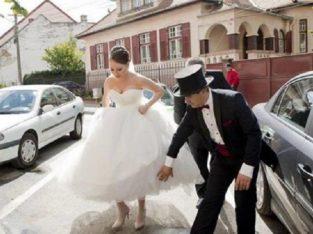 Maestru de ceremonii ( vornic ) nunta