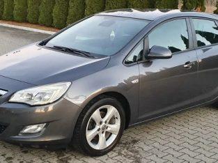 Opel Astra J 1.7CDTI Navigstie Euro 5 An de fabricatie 2010