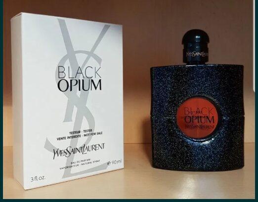 Parfum Tester Black Opium