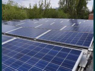 Instalare Panouri fotovoltaice