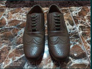 Pantofi barbati eleganti casual maro 42