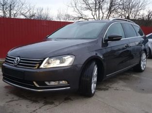 Vw Passat HighLine Euro 5 , an de fabricatie 2012