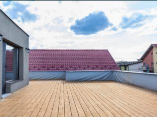 Inchiriez penthouse modern cu 3 camere