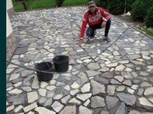 Montaj piatra in categoria casa si gradina