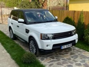 Land Rover Range Rover Sport 3.0 -265 Cai putere