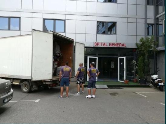 Transport mobila, debarasari, relocari, transporturi de la 100 ron