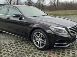 Mercedes-Benz S350 4 Matic 2016