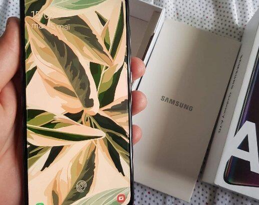 Samsung Galaxy A70 128GB 6gb in GARANTIE