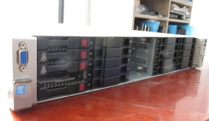 Server HP Proliant DL 360 Gen8 Nou