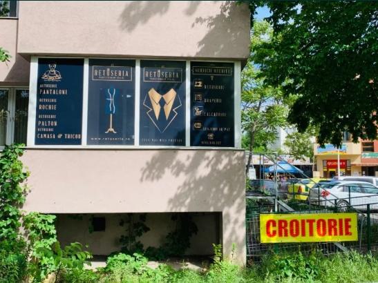 Atelier de croitorie sector 3 – RETUSERIA