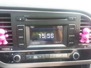 Vand sistem audio TFT LCD 5″ touchscreen original Hyundai Elantra 2018