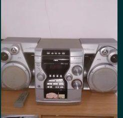 Sistem audio Aiwa hi-fi component