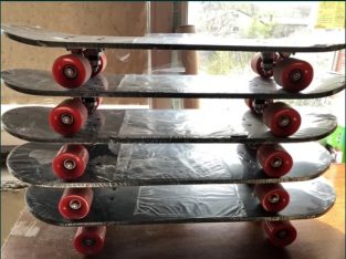Skateboard nou, transport inclus