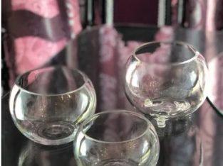 Vand boluri de sticla