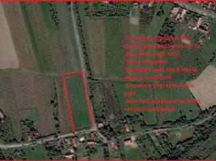 Vand teren intravilan Sauaieu com.Nojorid 4251 m²
