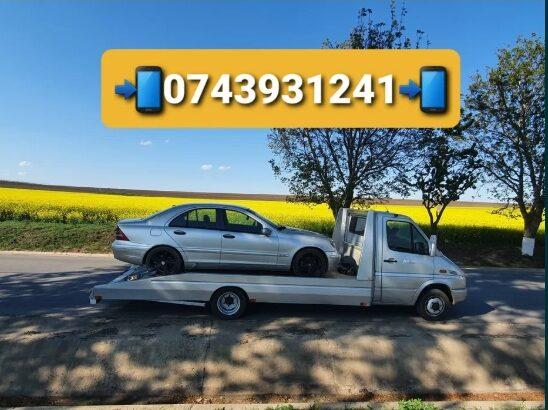 Tractări auto ,Asistență Rutieră,Remorcări,Trailer,Platformă,Evacuator