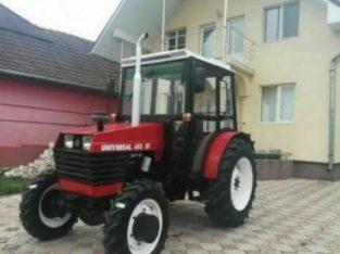 Tractor utb fiat universal u 453 dt gen 445 dtc 4×4 romanesc 2005