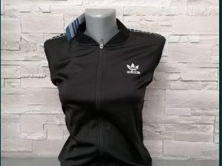 Trening Dama Adidas Black & White Silon!