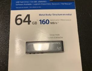 Sony Micro Vault W 128GB USB 3.1 USM128WE3 Memory stick