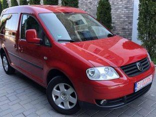 Volkswagen Caddy Life 1.9 Diesel, Euro 4, 105 Cp