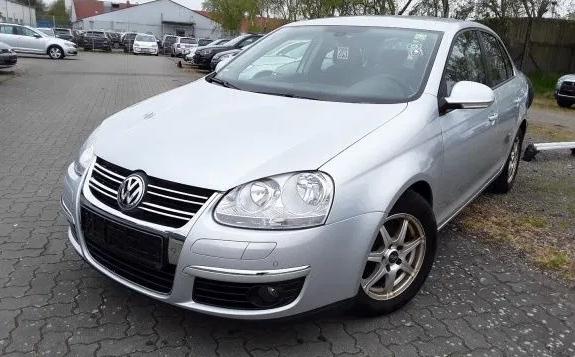 Volkswagen Jetta Vw jetta 1.6 TDI 2010