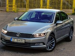 VW Passat 2.0 Diesel 150 cai , an 2016