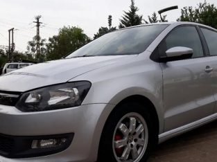 VW Polo an 2010 EURO 5, R Line sport,START/STOP ,1.2tdi