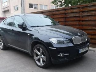 SUV Bmw X6 3.0 Diesel an de fabricatie 2011 full options