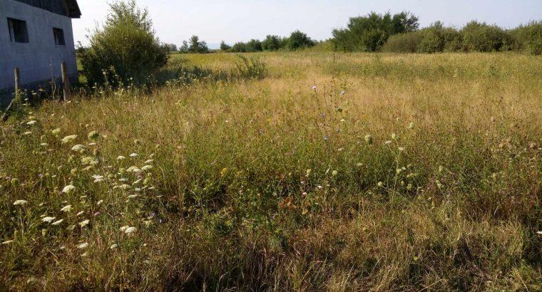 Vand teren loc casa_Merisor, 14 km de Baia Mare