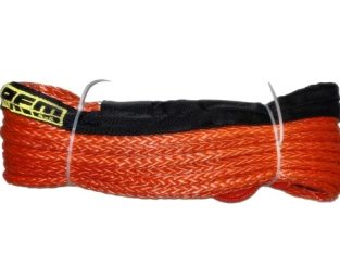 Cablu sintetic,plasma , sufa pentru troliu de AUTO ,OFF ROAD, 12mmX28M