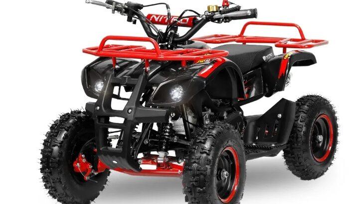 ATV MODEL:Torino Deluxe 49cmc Pentru Copii Pornire Buton