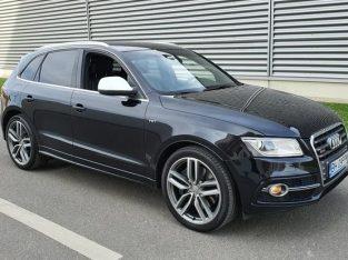 Audi SQ5 ,3.0 TDI , 313 CP, Automat,Quattro,An 2014