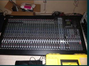 Vand mixer audio yamaha