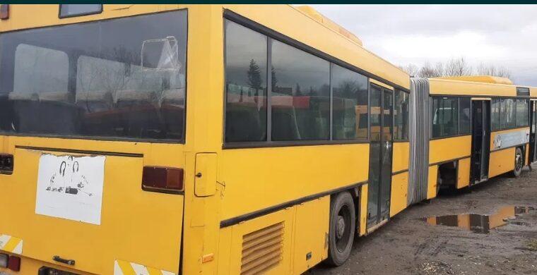 Autobuz/autocar Mercedes 0405G,Evobus, an 1997 la dezmembrat