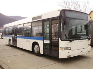 Autobuz VOLVO B7 L, an fabricatie 1999