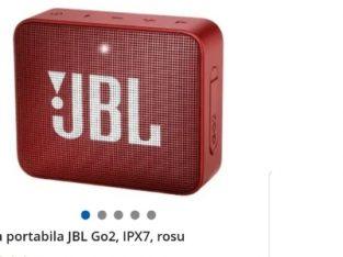 Boxa JBL GO 2–Nou-Sigilat