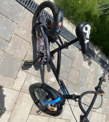 Bicicleta BTwin PiraBike roti 16
