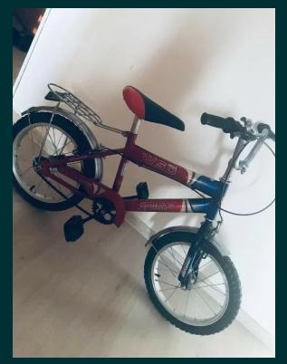 Bicicleta copii 16inch