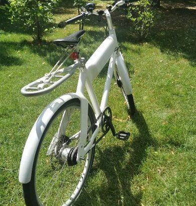 Bicicleta electrica Biomega OKO