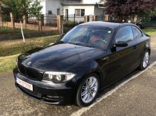 BMW 120 Coupé e82 Euro 5