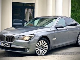 BMW 730d Individual Unic Proprietar in Romania