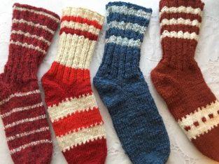 Ciorapi de lana