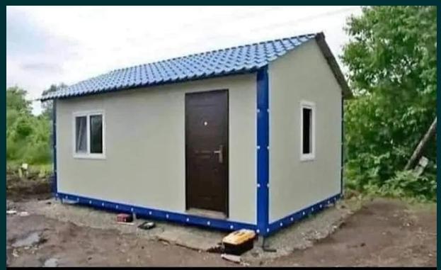 Facem containere modulare de locuit