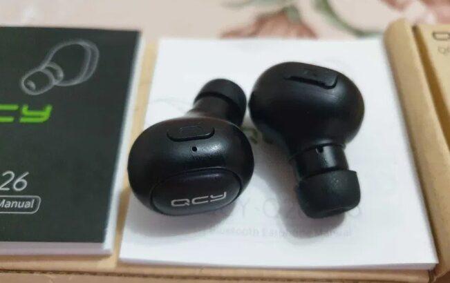 Casti QCY-Q26 Bluetooth