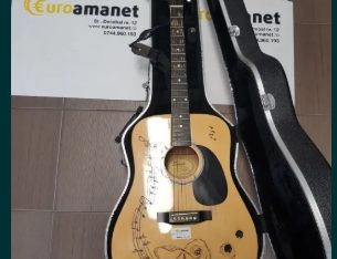 Chitara electro-acustica Squier (Fender) SA-105 -D-