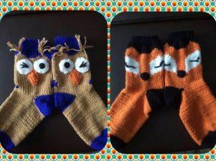 Ciorapi de casa hand made