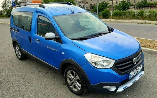 Dacia Dokker , diesel , an 2015