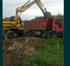 Demolări și excavatii